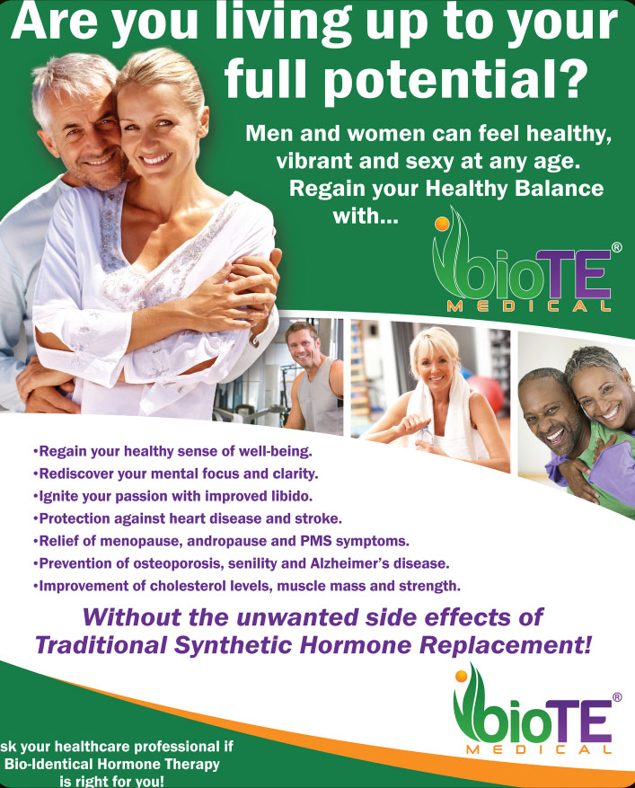 Biote Hormone Therapy for Men in Green Bay, WI