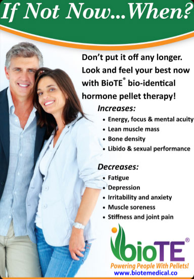 Biote Hormone Pellet Therapy Benefits in Green Bay, WI